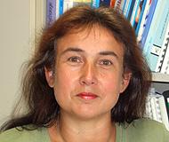 Passbild - Dr. Alexandra Götze
